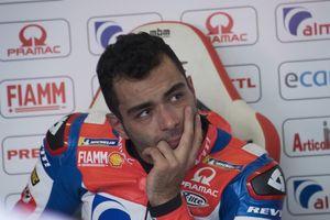 Đua xe mô tô: Thân phận kỳ lạ của Petrucci ở Ducati