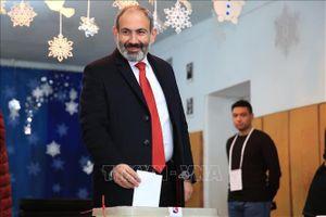 Tổng thống Armenia bổ nhiệm Thủ tướng