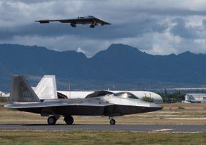Mỹ hoàn thiện khả năng tấn công toàn cầu khi triển khai B-2 tại Hawaii