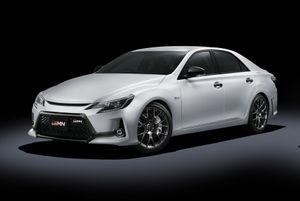 Toyota Mark X GRMN hồi sinh với RWD công suất 313 mã lực