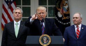 Chính phủ tiếp tục đóng cửa, Mỹ vô vọng tìm lối thoát?