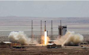 Thách thức Mỹ, Iran phóng vệ tinh nhưng thất bại