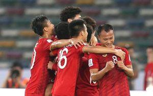 Việt Nam hòa Yemen vẫn nối bước Thái Lan vào vòng 1/8