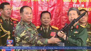 Bàn giao súng Galil ACE cho Lào, Việt Nam sẽ xuất khẩu súng trường tấn công?