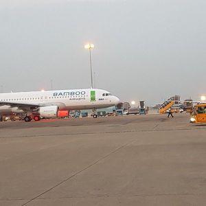 Bamboo Airways: Khởi hành chuyến bay thương mại đầu tiên QH202 Sài Gòn - Hà Nội 6h sáng 16/1/2019