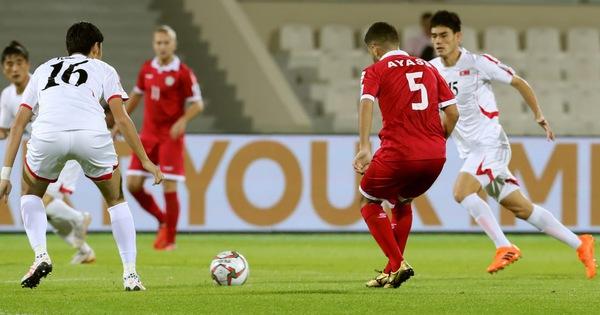 Triều Tiên trao vé vớt đầy kịch tính cho đội tuyển Việt Nam