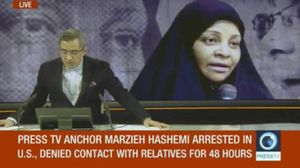 Mỹ bắt nhà báo làm việc cho truyền hình nhà nước Iran