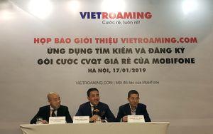 Dễ dàng tìm kiếm và đăng ký gói cước chuyển vùng quốc tế giá rẻ qua vietroaming.com