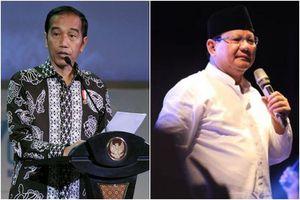 Ứng cử viên tổng thống Indonesia lần đầu tranh luận trên truyền hình
