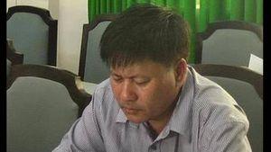 Nguyên Giám đốc Trung tâm Phát triển quỹ đất ở Đồng Tháp bị bắt
