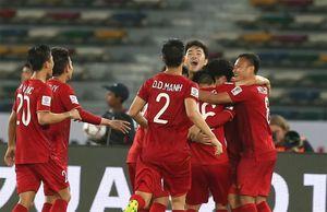 Lebanon thắng đậm Triều Tiên, nhưng Việt Nam vẫn lọt vào vòng 1/8