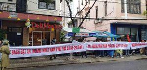 Hàng trăm người bao vây trụ sở công ty Bách Đạt An đòi sổ đỏ