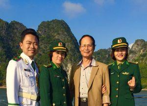 Quảng Ninh có 1 nhạc sĩ đoạt giải sáng tác ca khúc về bộ đội biên phòng