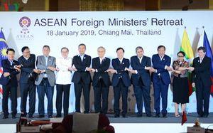ASEAN tập trung thảo luận chiến lược Ấn Độ Dương-Thái Bình Dương