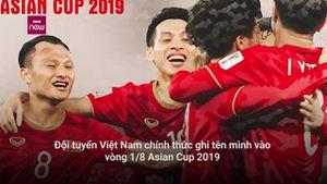 Thắng cách biệt, Lebanon vẫn phải nhường vé đi tiếp cho tuyển Việt Nam Đội tuyển Việt NamAsian Cup 2019kết quả bóng đáKết quả Asian Cup 2019vòng 1/8 Asian Cup 2019