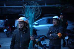 Chủ tịch quận Thanh Xuân: 'Đội săn bắt chó thả rông không rọ mõm đang thực hiện rất hiệu quả'