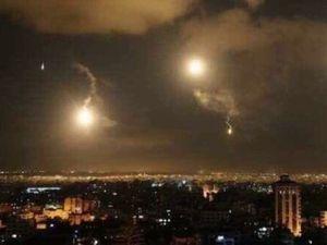 Nga: Phòng không Syria phá hủy 30 tên lửa và bom dẫn hướng của Israel