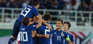 Trực tiếp Nhật Bản vs Ả Rập Xê Út: Xác định đối thủ tứ kết của tuyển Việt Nam