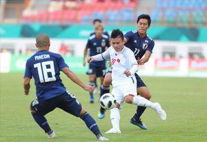 Việt Nam – Nhật Bản: Nhận 'quà' để viết giấc mơ World Cup