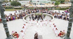 Công viên Ấn tượng Hội An với nhiều hoạt động thu hút du khách