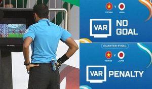 Dư luận thế giới nói gì về tình huống tuyển Việt Nam bị thổi penalty?