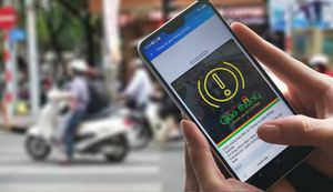 Người dân có thể phản ánh tình hình giao thông dịp Tết Kỷ Hợi 2019 qua ứng dụng Zalo