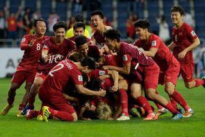 Đường vào tứ kết Asian Cup của ĐT Việt Nam: Hành trình chưa dừng lại