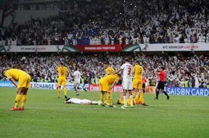 Chủ nhà UAE biến Australia thành cựu vương Asian Cup trong trận cầu nghẹt thở