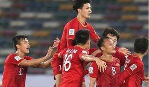 Báo chí Đức tiếc nuối khi Việt Nam dừng bước tại Asian Cup 2019