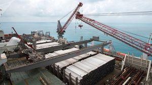 Ukraine sợ dòng chảy Thổ Nhĩ Kỳ hơn Nord Stream 2