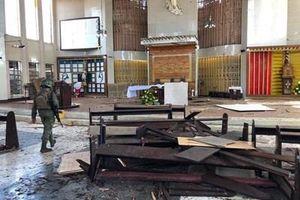 Đánh bom nhà thờ Công giáo ở Philippines gây nhiều thương vong