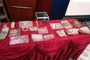 Bắc Kạn: Công bố kết quả khai quật khảo cổ di tích Đền Thắm