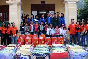 'Tuổi trẻ với mùa xuân biên giới' tại Bình Liêu, Hải Hà