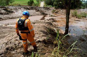 Tìm thấy 58 thi thể sau vụ vỡ đập ở Brazil