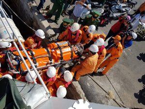 Cứu nạn hành khách tàu SEABOURN OVATION