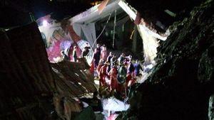 Sập khách sạn ở Peru, đám cưới biến thành đại tang