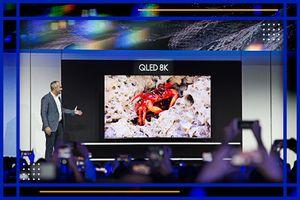 Gã khổng lồ Samsung và những chiếc TV chinh phục trải nghiệm người dùng