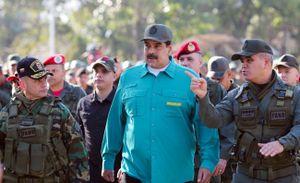 Lo ngại về tình hình Venezuela