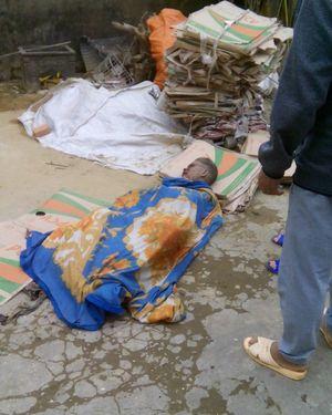Nhà dân phát nổ nghi do thuốc pháo, 1 thiếu niên tử vong, 4 người bị thương