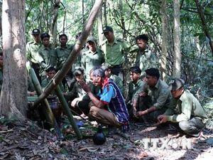 Hòa mình vào lễ cúng Rừng của người dân tộc thiểu số Tây Nguyên