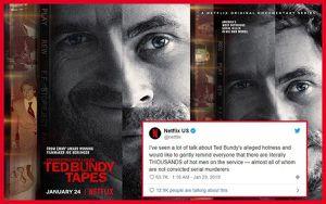 Tung phim tài liệu về sát nhân hàng loạt, Netflix khốn khổ cầu xin khán giả đừng 'cảm nắng' kẻ giết người
