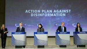 EU thúc giục các công ty internet đẩy mạnh chống tin giả