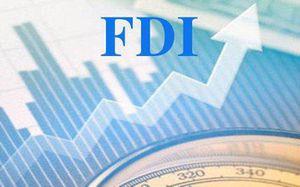 FDI giải ngân trong tháng đầu năm lập kỷ lục mới