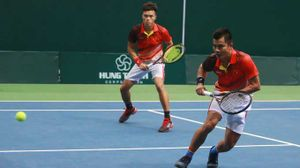 Quần vợt Việt Nam: Ngày càng chuyên nghiệp