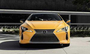 'Soi' Lexus LC 500 giới hạn 100 chiếc giá bán 2,46 tỷ đồng