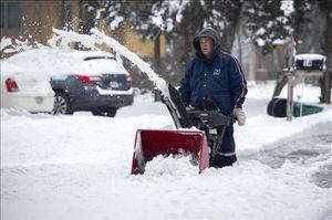 Lạnh giá kỉ lục, nhiều bang Trung Tây Mỹ tuyên bố tình trạng khẩn cấp