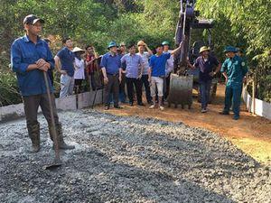 Phát huy sức mạnh nhân dân trong XDNTM: Cách làm hay của Tuyên Quang