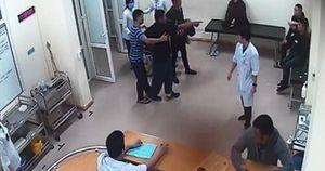 Hai nhóm thanh niên hỗn chiến trong bệnh viện Đa khoa tỉnh Hải Dương vì va chạm giao thông
