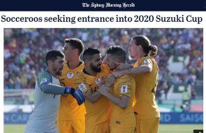 Ngoài Thái Lan, ĐKVĐ Việt Nam có thể đối đầu Australia ở AFF Cup 2020