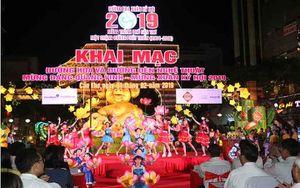 Khai mạc đường hoa Xuân Kỷ Hợi 2019 tại TP Cần Thơ